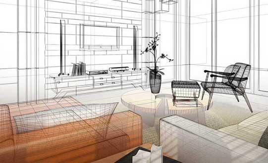 Дизайн проект квартиры в Симферополе