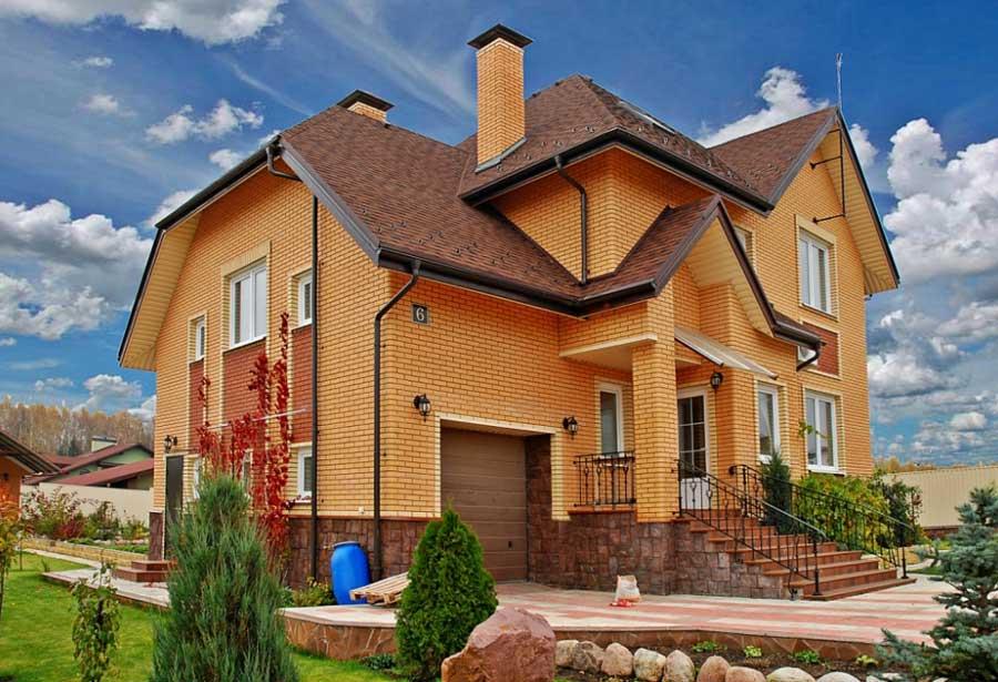 Строительство домов из кирпича в Крыму
