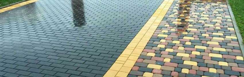 Укладка тротуарной плитки в Симферополе